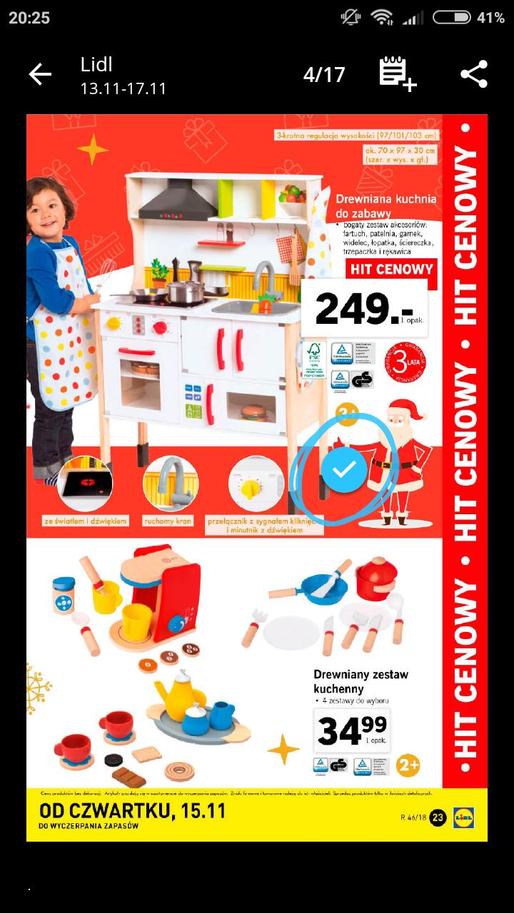 Kuchnia Dla Dzieci Lidl