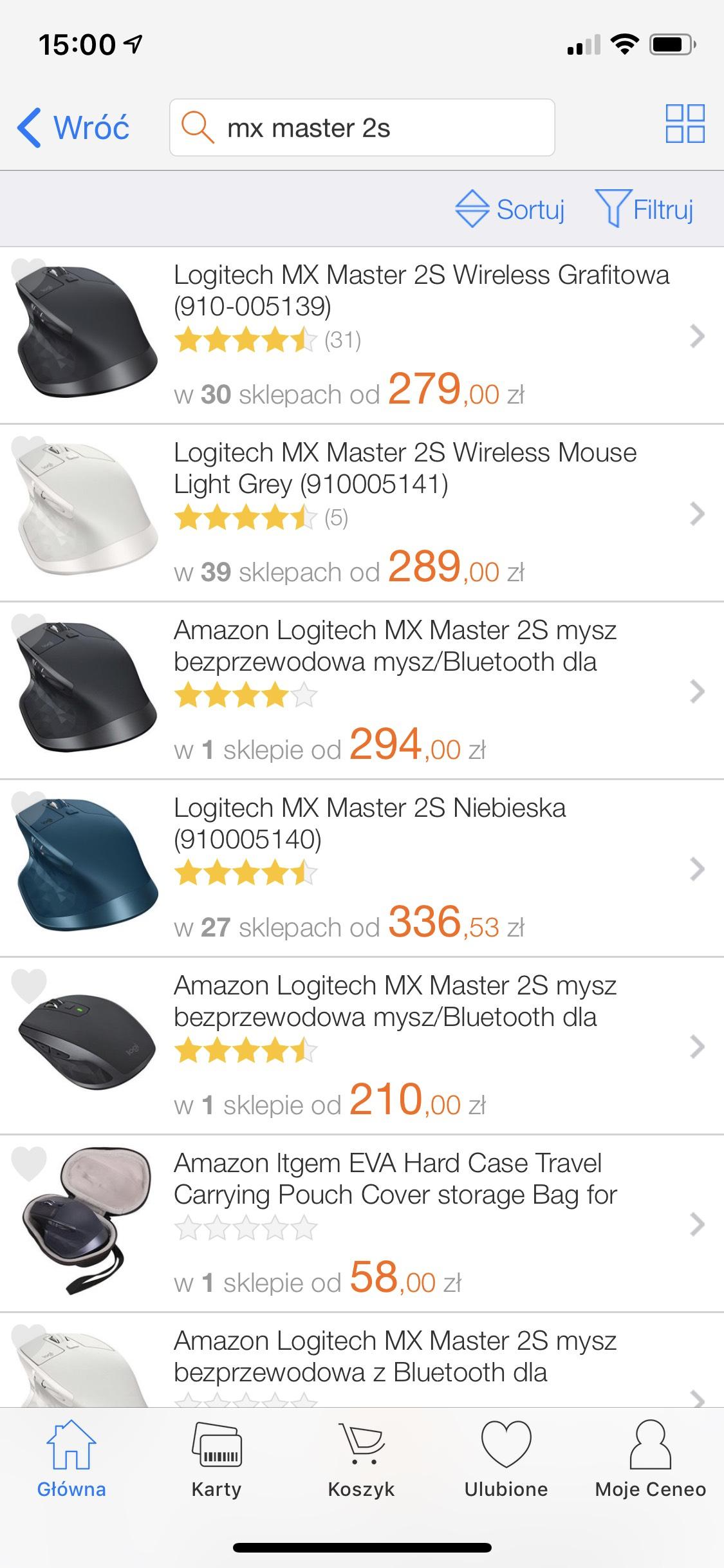 Myszka Logitech MX Master 2S Amazon de - Pepper pl