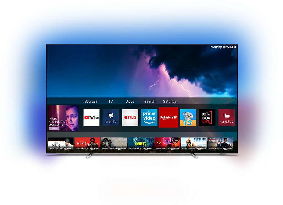 Telewizory OLED 1