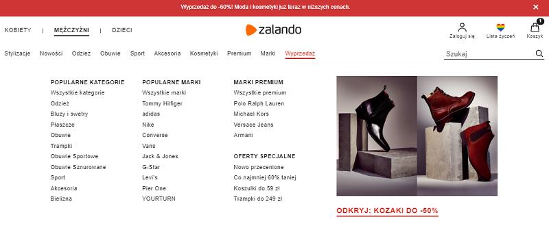 zalando_pepper_wyprzedarze_promocje_okazje_moda_kosmetyki