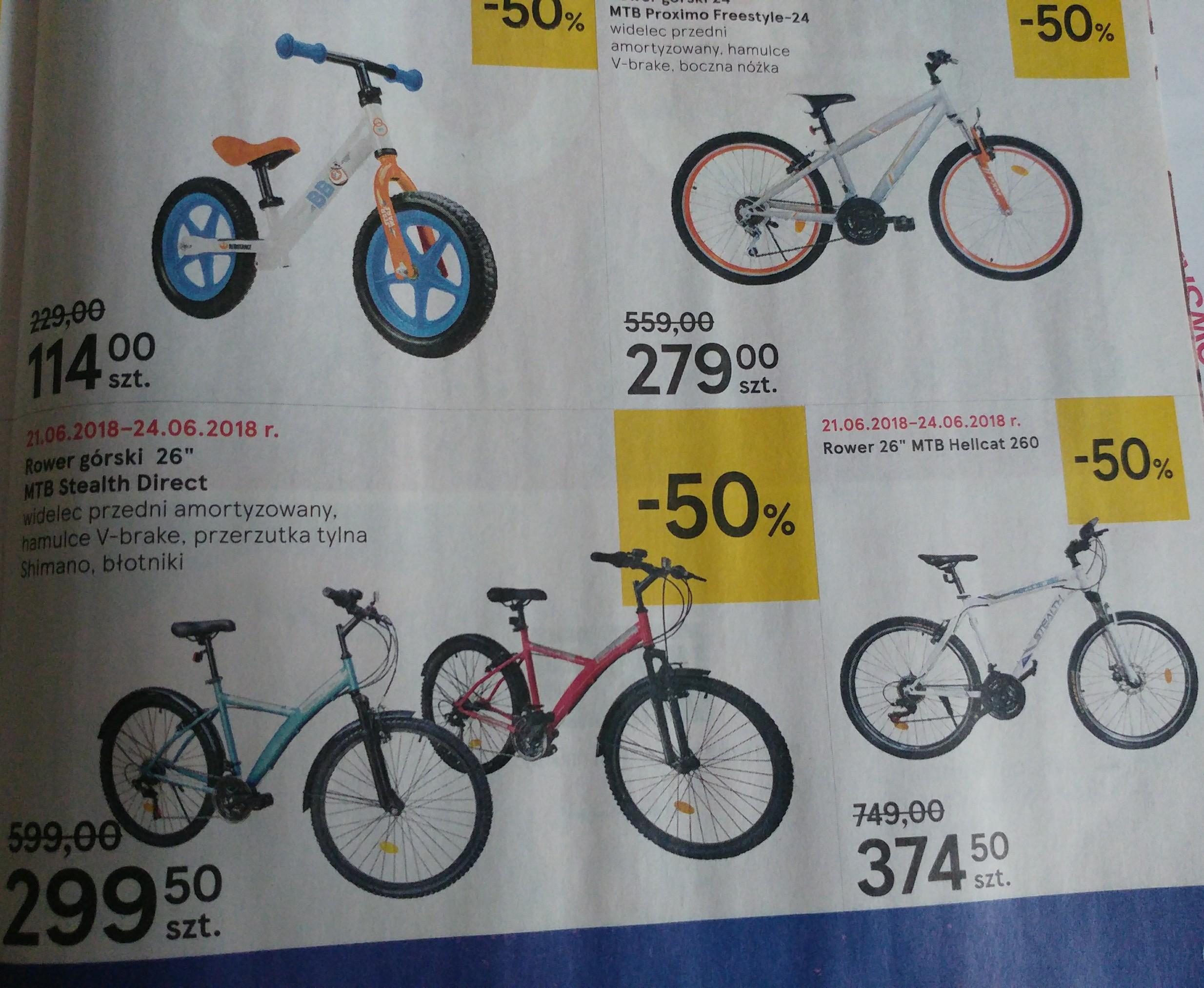 50 Taniej Rowery W Tesco Pepperpl