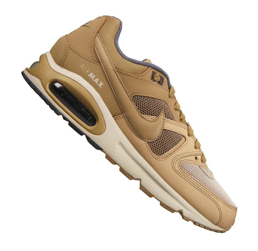 separation shoes 4f12d 2bad7 Buty męskie Nike Air Max Command zapewniają stabilizację i doskonałą  amortyzację. Cholewka z siateczki i skóry zwiększa przewiewność i wygodę,  ...