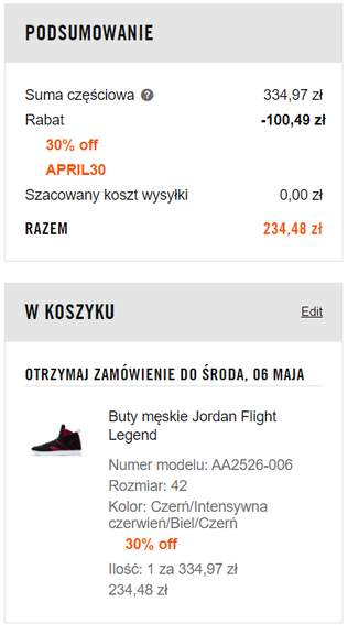Buty Nike Jordan Flight Legend Pepper.pl