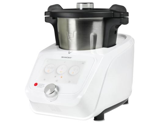 Monsieur Cuisine Connect Robot Kuchenny 1000w Z Wifi Lidl