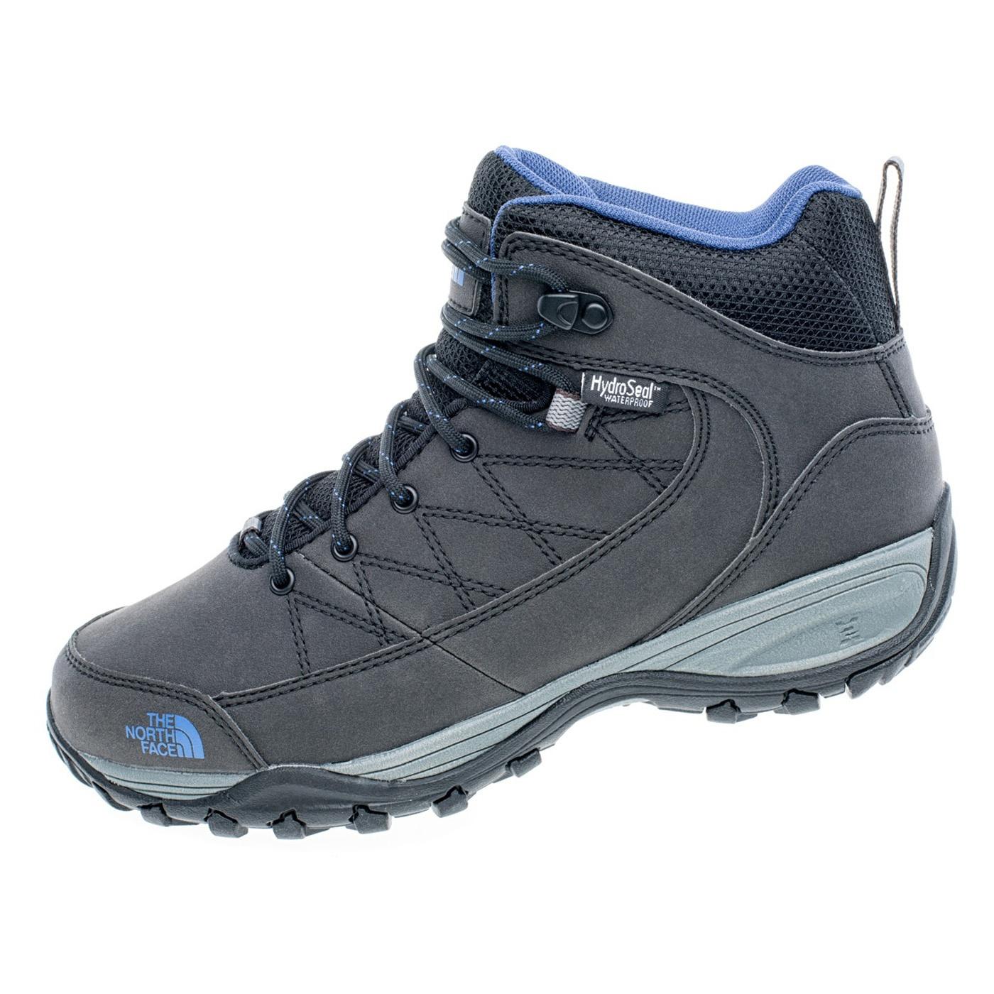 Zestawienie buty sportowe damskie: Salomon, The North Face