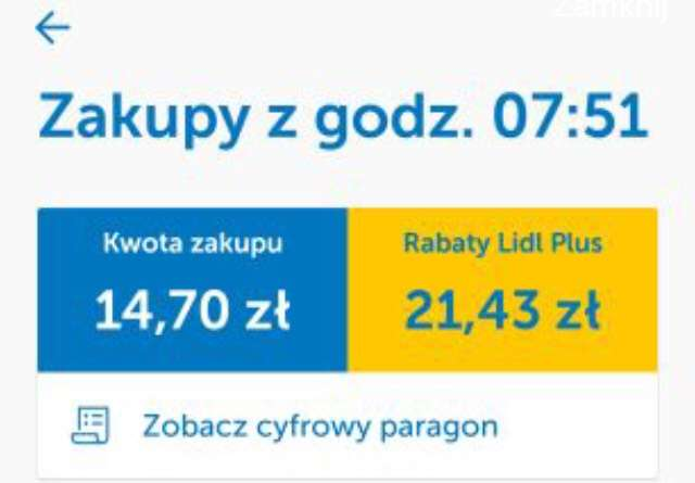10c89cd359e6c Lidl Plus 15.04 Aktualizacja - Pepper.pl