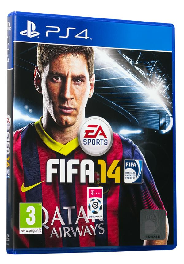 FIFA 14 (PS4) za 42,49zł z dostawą @ cdp.pl