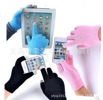 Rękawiczki do obsługi smartfonów i tabletów za 27 groszy z wysyłką @ AliExpress