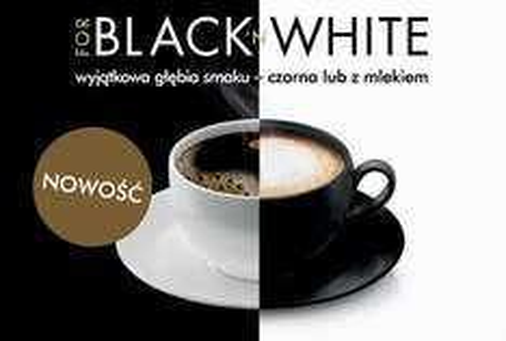 Próbka kawy Tchibo For Black & White za 1 grosz @ Tesco