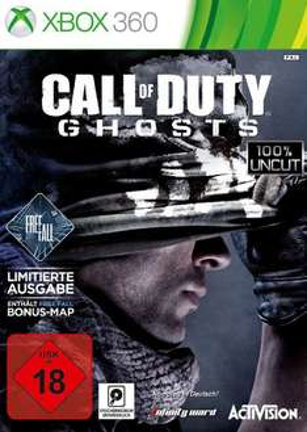 Call of Duty: Ghosts Free Fall Edition (XBOX 360) ~ 35zł @ Amazon.de