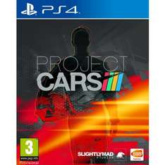 PROJECT CARS (PS4) za ok. 130zł z dostawą @ The Game Collection