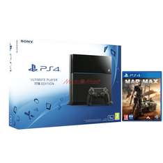 PlayStation 4 1TB Edition + Mad Max + PlayStation TV z voucherem za 1799zł @ Media Markt