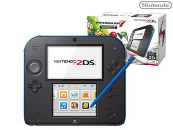 Konsola Nintendo 2DS + Mario Kart 7 za 379,95zł @ iBood