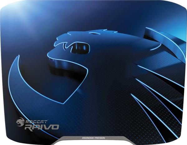 Podkładka pod mysz dla graczy Roccat Raivo Lightning Blue 100zł taniej @ CDP