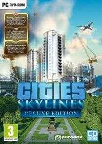 Cities: Skylines - Deluxe Edition w pudełku za 47zł