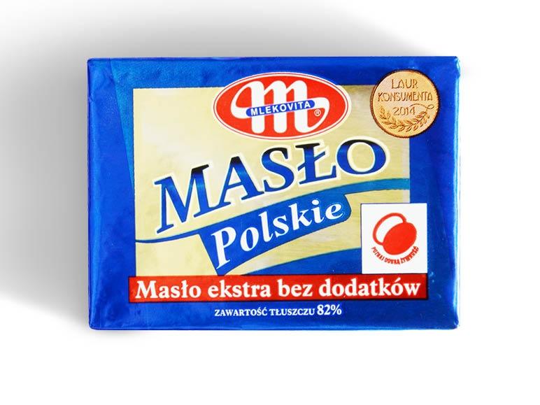 Masło Polskie 200g za 2,59zł @ Lidl