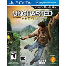 Uncharted: Golden Abyss (PS Vita) za około 65zł @ Play-Asia