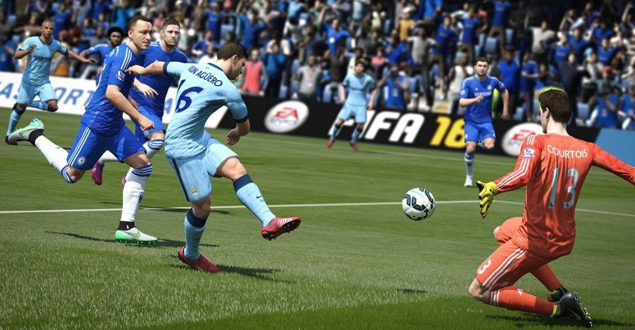 FIFA 16 PC Pre-Order g2a