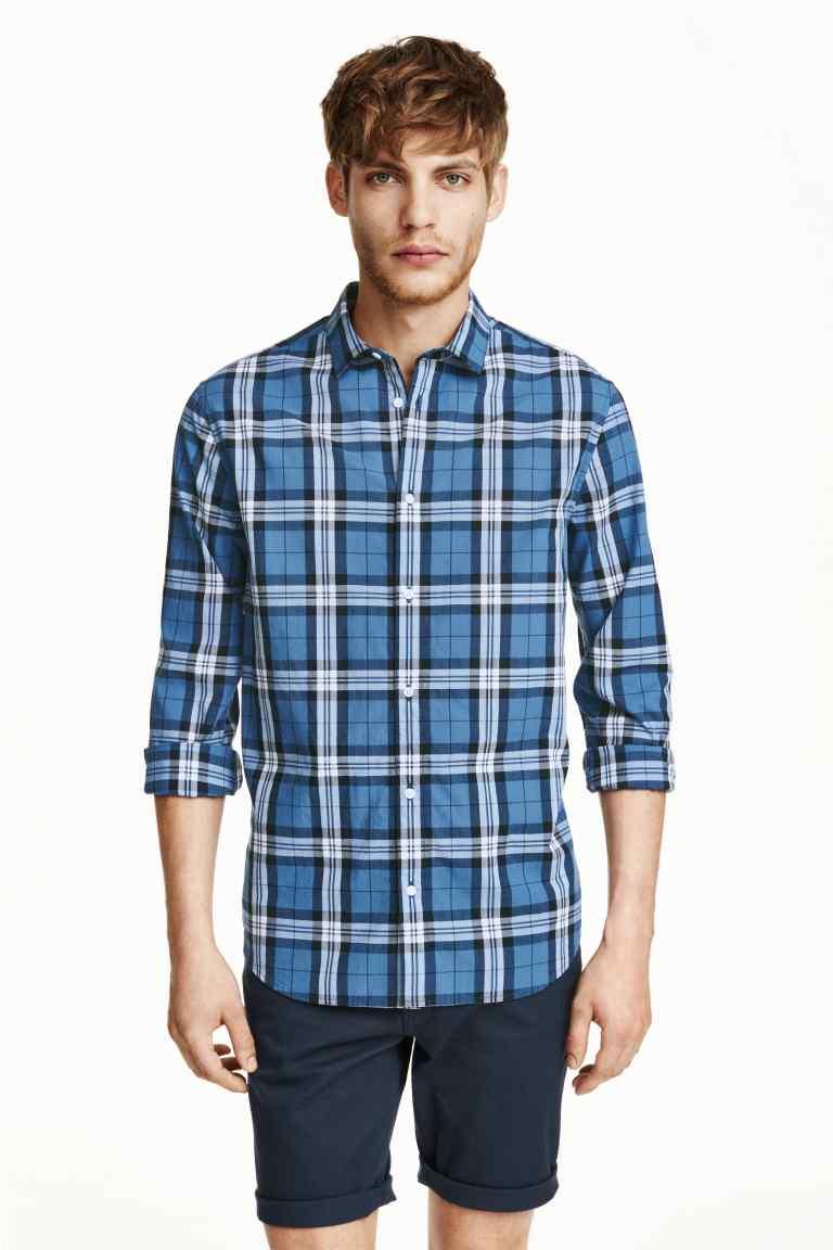 Męska koszula za 29zł + darmowa dostawa @ H&M