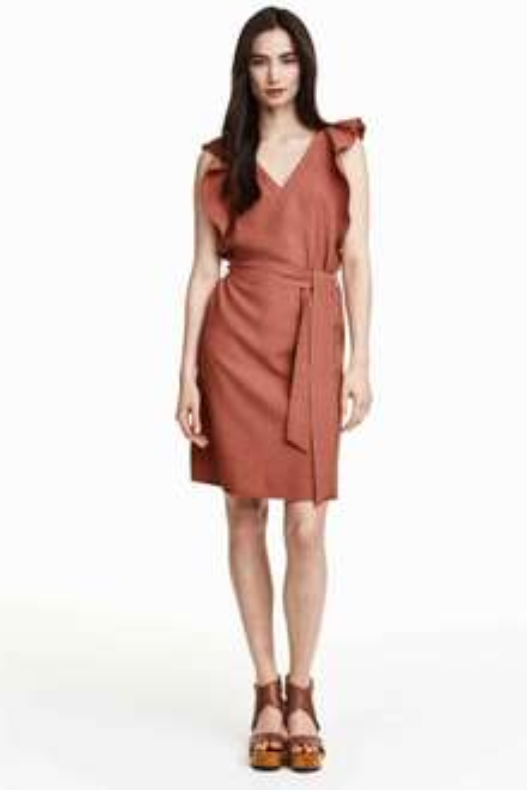 Sukienka za 63zł + darmowa dostawa @ H&M