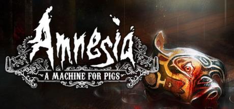 Amnesia: A Machine for Pigs za ok. 17zł @ Steam