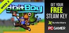 8-bit Boy (Steam) za darmo @ Bundle Stars