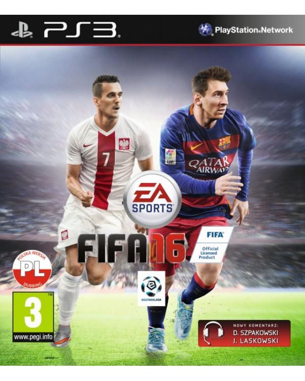 FIFA 16 na PS3/Xbox 360