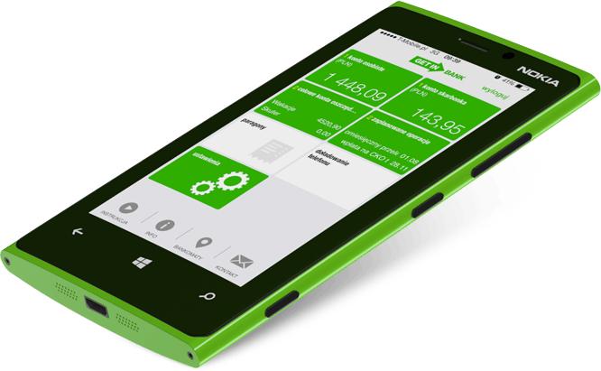 50zł za wykonanie przelewu z aplikacji mobilnej @ Getin Bank