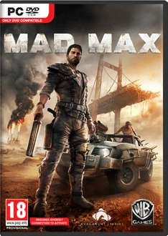 Mad Max [PC - Steam] za około 55zł (12,99 euro) @ CDKeys