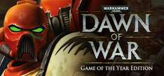 Błąd? Warhammer 40k: Dawn of War - GOTY ZA DARMO @ Steam