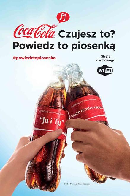 Darmowy internet @ Coca-Cola