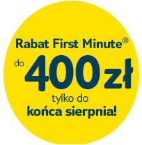 Rabat do 400zł na wakacje zimowe First Minute @ TUI