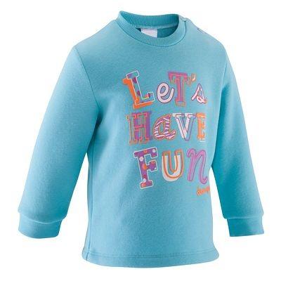 Bluza dla maluchów za 19,99zł @ Decathlon