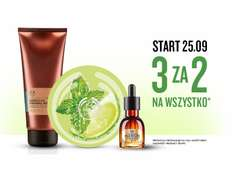 2+1 GRATIS @ The Body Shop