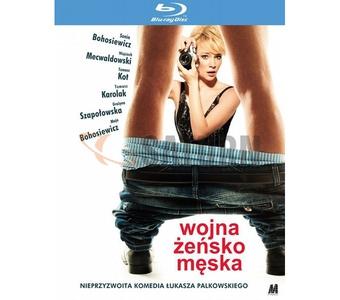 Wojna żeńsko-męska (Blu-Ray) za 1zł @ Saturn
