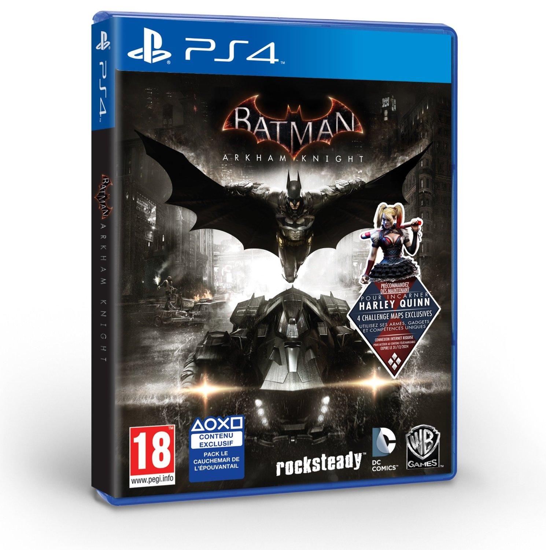 Batman: Arkham Knight za ok. 165zł (XONE, PS4) @ Amazon.fr