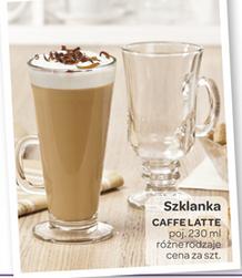 Szklanki do kawy Latte po 2,99zł @ Carrefour