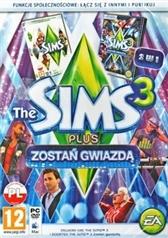 The Sims 3 + dodatek Zostań Gwiazdą za 89 złotych