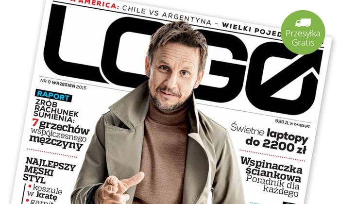12-miesięczna prenumerata magazynu LOGO