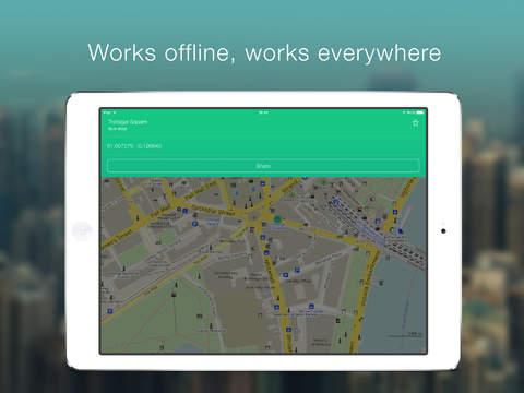 Za darmo aplikacja Maps.me @ Itunes