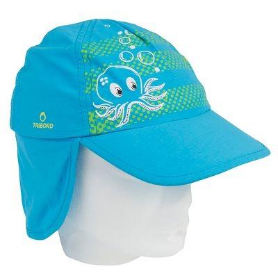 Czapka z daszkiem dla dzieci (z filtrem UV) za 4,99zł @ Decathlon