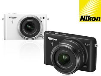 Aparat fotograficzny Nikon 1 S2 + 11–27.5 mm za 800zł @ iBOOD
