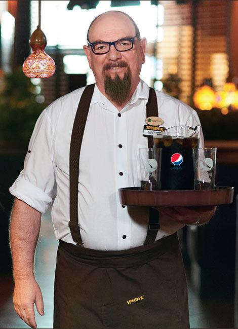 Pepsi 1,5 l lub wino 500 ml Gratis @ Sphinx