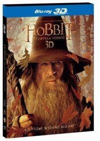 Hobbit: Niezwykła podróż: edycja specjalna (3D, 4x Blu-ray) za 56,49zł @ Merlin