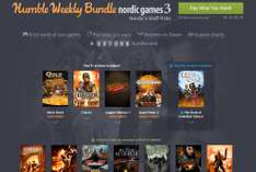 Pakiet od Nordic Games (od 3,75zł) @ Humble Weekly Bundle