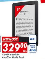 Czytnik książek Amazon Kindle 7 All New Touch za 329zł @ Auchan