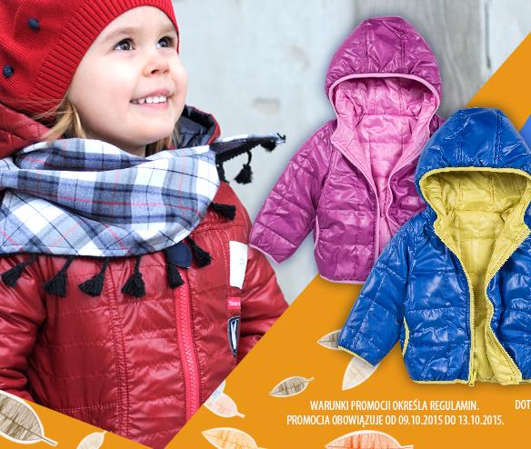 -30% na kurtki + inne promocje @ Coccodrillo