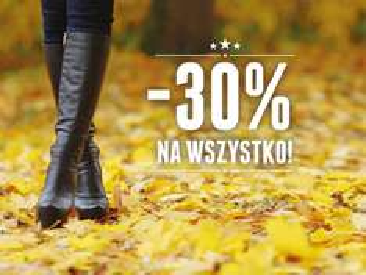 -30% na wszystko @ Altero