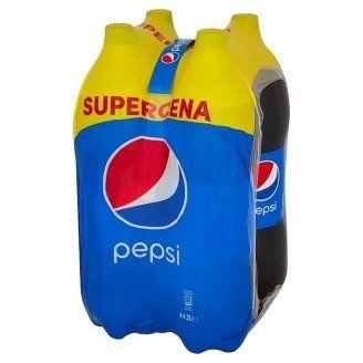 PEPSI  , 4X2l   ( 1.25 zł  za litr)   Carrefour Market