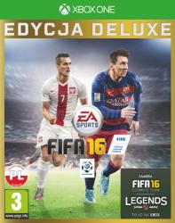 FIFA 16 Deluxe Edition za 235zł [Xbox One] za 235zł @ Komputronik